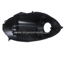 Plastic injection mold for automotive light